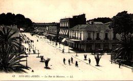Algérie - SIDI-BEL-ABBES - La Rue De Mascara - Sidi-bel-Abbes