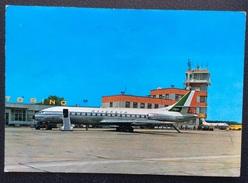 Caselle Torinese Aeroporto Città Di Torino E Torre Di Controllo / Airport - 1946-....: Moderne