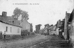 BOUQUEMAISON RUE DE SAINT-POL - France