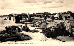 Algérie - SIDI-BEL-ABBES - Le Marché Arabe - Sidi-bel-Abbes
