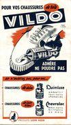 VILDO  POUR VOS CHAUSSURE DE TOILE - Buvards, Protège-cahiers Illustrés