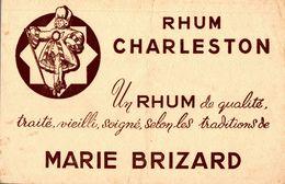 RHUM CHARLESTON - Buvards, Protège-cahiers Illustrés