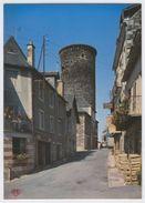 19-AL-1002 ALLASSAC - Edts Apa Poux - Vieille Tour & Commerces (1) (recto-verso) - Other Municipalities