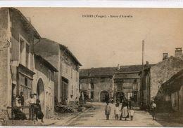 88 ISCHES   Route D'Ainvelle - Frankrijk