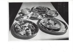 17722 - Gastronomie Les Plats Des Cuisiniers Lausannois HOSPES Bern 1954 Joseph Barrazoni Hôtel Continental 2 Scans - Photos
