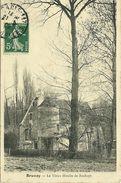 91 Essonne BRUNOY  Le Vieux Moulin De Rochopt  Voyagée - Brunoy