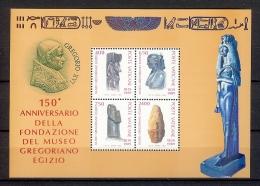 1989 - Vatican # 829 - Sheet- Mint VF/NH - Vatican