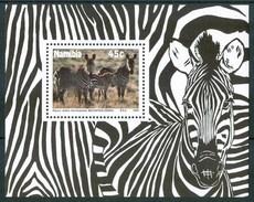 1991 Namibia Animali Animals Animaux Zebre Zebras Zèbres MNH** B162 - Namibia (1990- ...)
