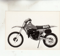PHOTO MOTO HONDA CR 80 R - Motor Bikes