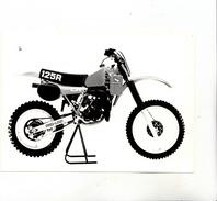 PHOTO MOTO HONDA CR 125 R - Motor Bikes