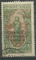 Moyen Congo Français  - Yvert N° 82 Oblitéré -  Aab15007 - Congo Francese (1891-1960)