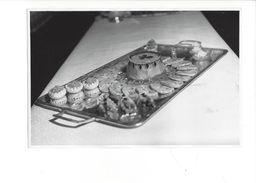 17729 - Gastronomie Les Plats Des Cuisiniers Lausannois HOSPES Bern 1954 Piétro Bonacaso Hôtel Alexandra 2 Scans - Photos