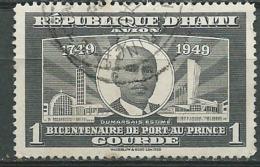 Haiti   Aerien - Yvert N° 54  Oblitéré -   Aab15921 - Haiti