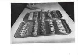 17734 - Gastronomie Les Plats Des Cuisiniers Lausannois HOSPES Bern 1954 Albert Biolley Hôtel Château D'Ouchy 2 Scans - Photos