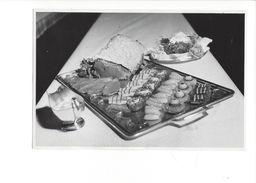 17735 - Gastronomie Les Plats Des Cuisiniers Lausannois HOSPES Bern 1954 Albert Morier Hôtel Mirabeau Lausanne 2 Scans - Photos