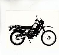 PHOTO MOTO HONDA MTX 80 S - Motor Bikes