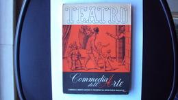 FUTURISMO LIBRO TEATRO ANTON GIULIO BRAGAGLIA CANOVACCI COMMEDIA DELL'ARTE - Livres, BD, Revues