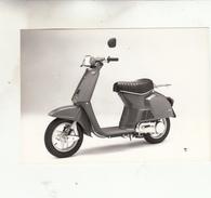 PHOTO MOTO HONDA ND 50 TACT - Motor Bikes