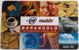 Télécarte Prépayée Natav Barangolo  Code Non Gratté - Cartes GSM, Prépayées Et Recharges