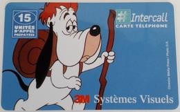Intercall PR 232 Droopy  3 M Systèmes Visuels Code Non Gratté - France