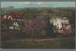 CPA 01 - Divonne Les Bains - Les Hôtels Du Mont Mussy - Divonne Les Bains