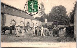 27 EVREUX - Quartier De Cavalerie, Scène Intérieur - Evreux