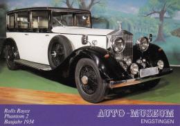 Rolls Royce Phantom 2.Auto-Museum,Engstingen,ungelaufen - Voitures De Tourisme
