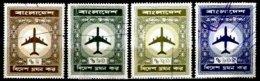 BANGLADESH, Airport Revenues, B&H 1-3, 5, Used, F/VF, Cat. £ 16 - Bangladesh