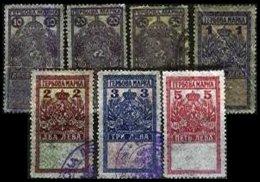 BULGARIA, Revenues, Used, F/VF - Bulgaria