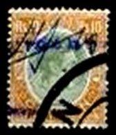CEYLON, Revenues, B&H 8, Used, F/VF, Cat. £ 10 - Ceylon (...-1947)
