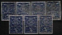 CZECHOSLOVAKIA, Revenues, */** MLH/MNH, F/VF - Czechoslovakia