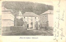 Walcourt - Place De La Gare(animée, DVD, 1900) - Walcourt
