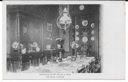 Cpa Blois - Institution De Melle Piquot / Une Salle à Manger . (Précurseur). - Blois