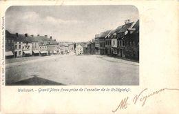 Walcourt - Grand' Place (vue Prise De L'escalier De La Collégiale)  DVD, Précurseur - Walcourt