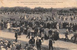MONCONTOUR DE BRETAGNE - Les Fêtes De St Mathurin à La Pentecôte - Danses Bretonnes - Moncontour