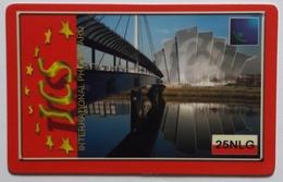 Pays - Bas Carte Prépayée ICS - Cartes GSM, Prépayées Et Recharges