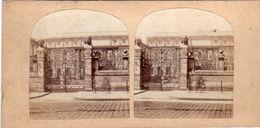 Photo Stéréoscopique - PARIS - Beaux Arts - Stereoscopic