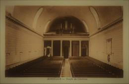 BORDEAUX - Vue Intérieure Du Temple Protestant Des Chartons - Rue Notre Dame - Bordeaux