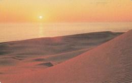 Namibia - Sunset At The Coast - Namibia