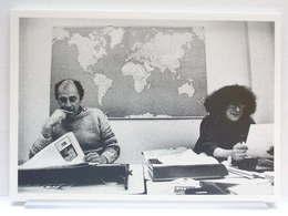 """""""LE MONDE"""" - 5 - BUREAU DES CORRECTEURS - PARIS 1987 - 300 EX. - ETAT NEUF - France"""