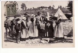Coutumes, Mœurs Et Costumes Bretons - Fontaine Miraculeuse De Saint Armel / Editions ND Phot N°466 CMCB - Other Municipalities