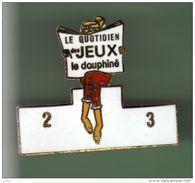 LE DAUPHINE *** LE QUOTIDIEN DES JEUX *** N°1 *** 0093.... - Media