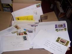 539 Lettres De France  Tous Avec Des Grands Timbres - Collections