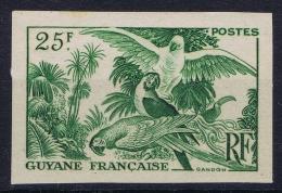 Guyana  : Yv 216 Non Dentelé MH/* Falz/ Charniere - Guyane Française (1886-1949)