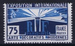 France : Yv Nr  215 MNH/** Sans Charnière  Postfrisch  1924 - France