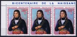 Polynésie Française AE Yv Nr 31 MNH/** Sans Charnière  Postfrisch 1969 Coin De Feuille - Poste Aérienne