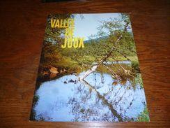 Folder  Horlogerie Tourisme Vallée De Joux - Zonder Classificatie