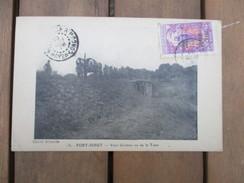 CPA REPUBLIQUE CENTRAFRICAINE  FORT SIBU VU DE LA TOMI - Central African Republic