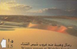 Oman - Wahiba Sands - Winter  - 29OMNR - Oman