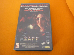 Safe Old Greek Vhs Cassette From Greece - Video Tapes (VHS)